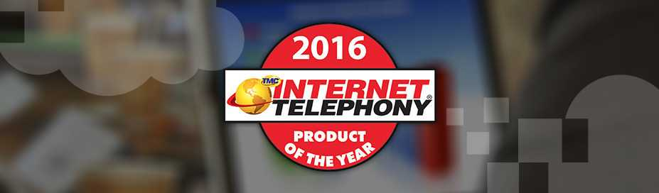 CallCabinet Atmos wins Product of the Year Award