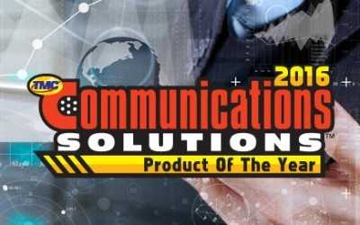 CallCabinet's Atmos Awarded TMC 2016 Communications Solutions Product of the Year