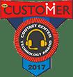 Image: CallCabinet receives TMC 2017 Contact Center Technology Award
