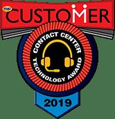 Image: CallCabinet receives TMC 2019 Contact Center Technology Award
