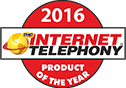 Image: CallCabinet receives 2016 Internet Telephony Product of the Year Award