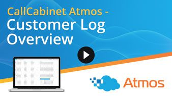 CallCabinet YouTube Thumbnail Customer Log Overview