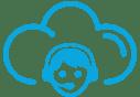 Icon of Atmos' customer agent scorecard feature.