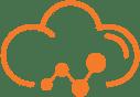 Icon for evaluating call sentiment through Atmos AI-analytics.